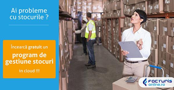 Facturis Online - Program de facturare şi gestiune stocuri online